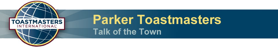 Parker Toastmasters